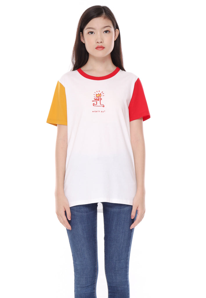 The Mighty Rat Graphic T-Shirt CNY Special Ladies