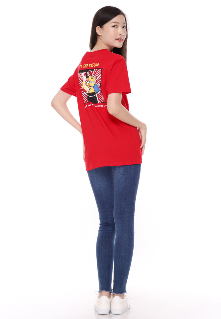 Rad Rat CNY Graphic T-shirt Special Ladies
