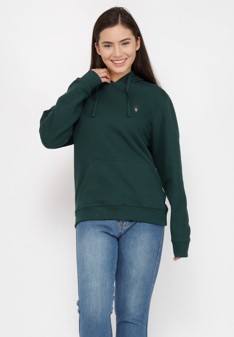 Guardian Classic Hoodie Green Special Ladies