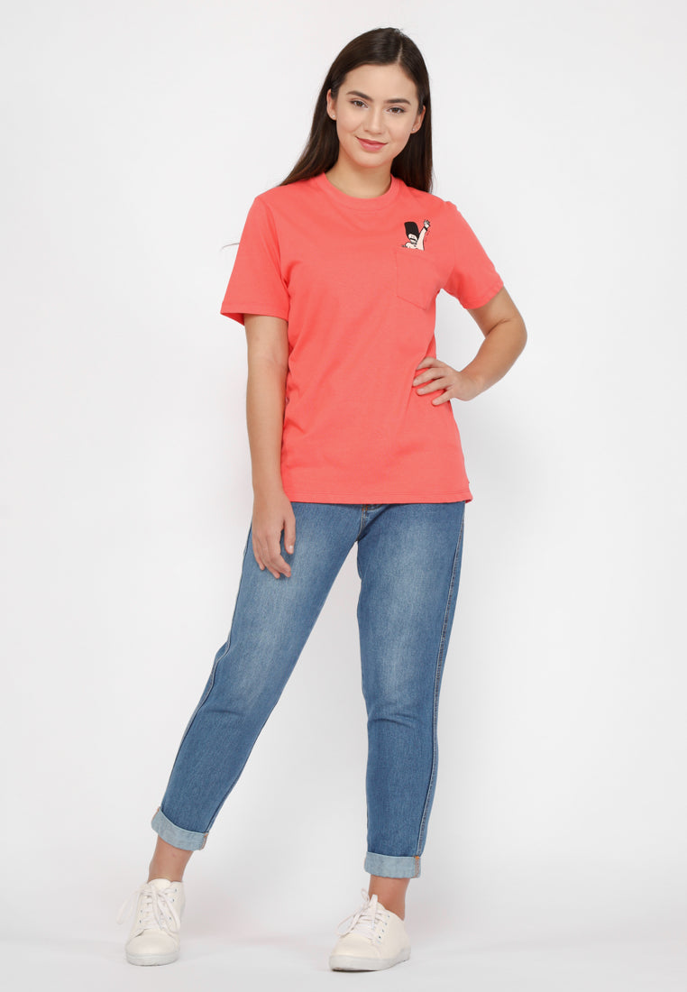 TCG Say Hello In Coral Special Ladies