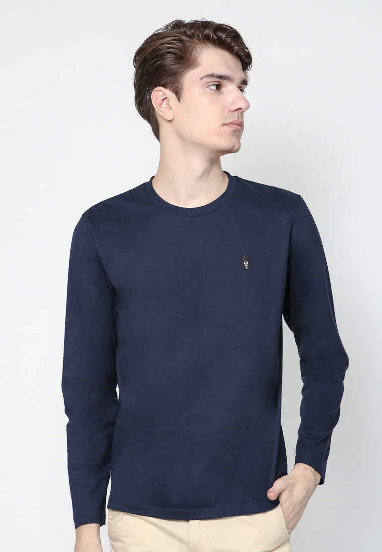Guardian LS Crew Navy