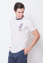 Kelly Stripe T-shirt - Skelly Indonesia - The Original Graphic Tees, Comfortable Basic - www.skellyshop.co.uk