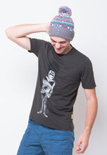 Royal Guard Mono Graphic T-shirts in Jet Black - Skelly Indonesia - The Original Graphic Tees, Comfortable Basic - www.skellyshop.co.uk