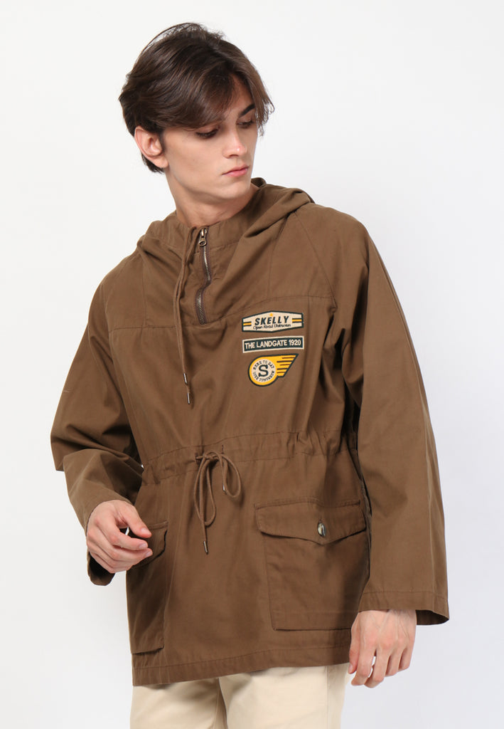 Landgate Parka Chocolate