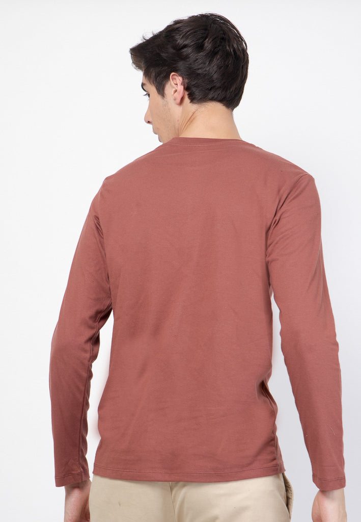 Guardian LS Crew Sable Brown