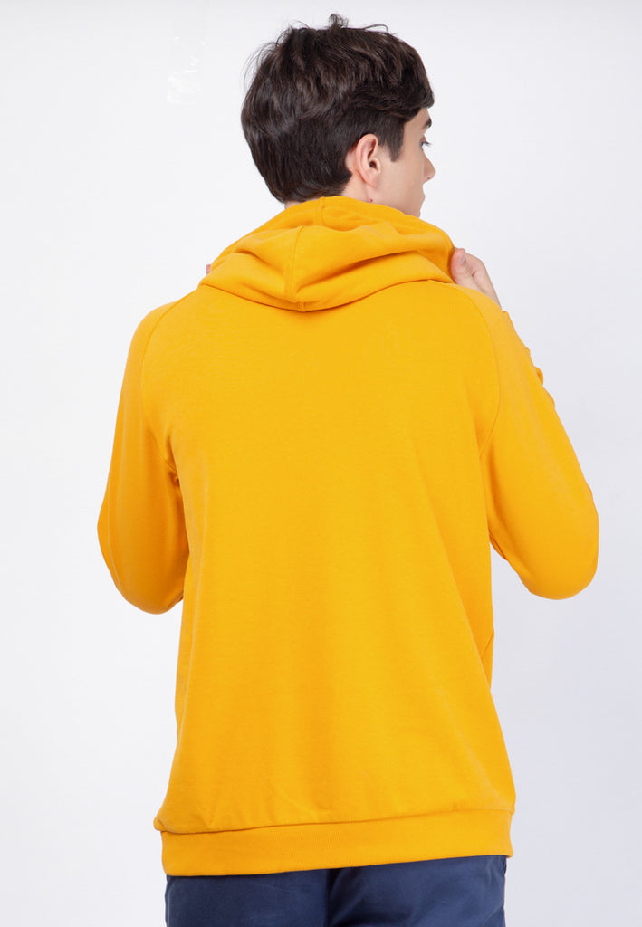 Ace Face Jacket in Yellow