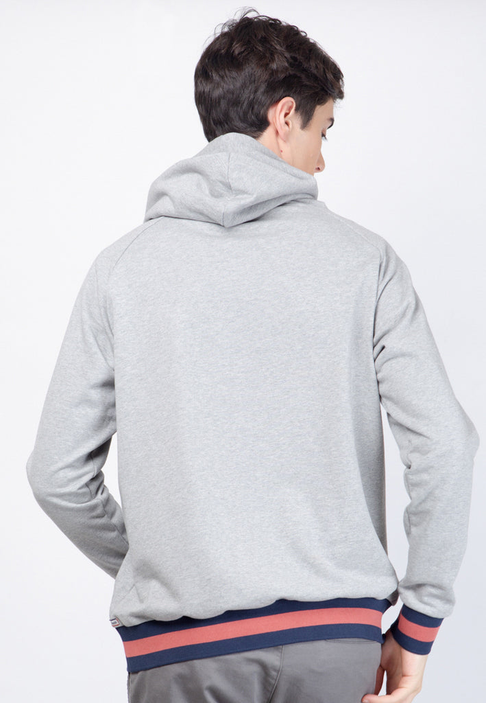 Slow Rider Club Jacket in Heather
