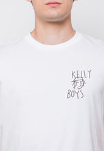 Kelly Boys Badge Graphic T-shirt - Skelly Indonesia - The Original Graphic Tees, Comfortable Basic - www.skellyshop.co.uk