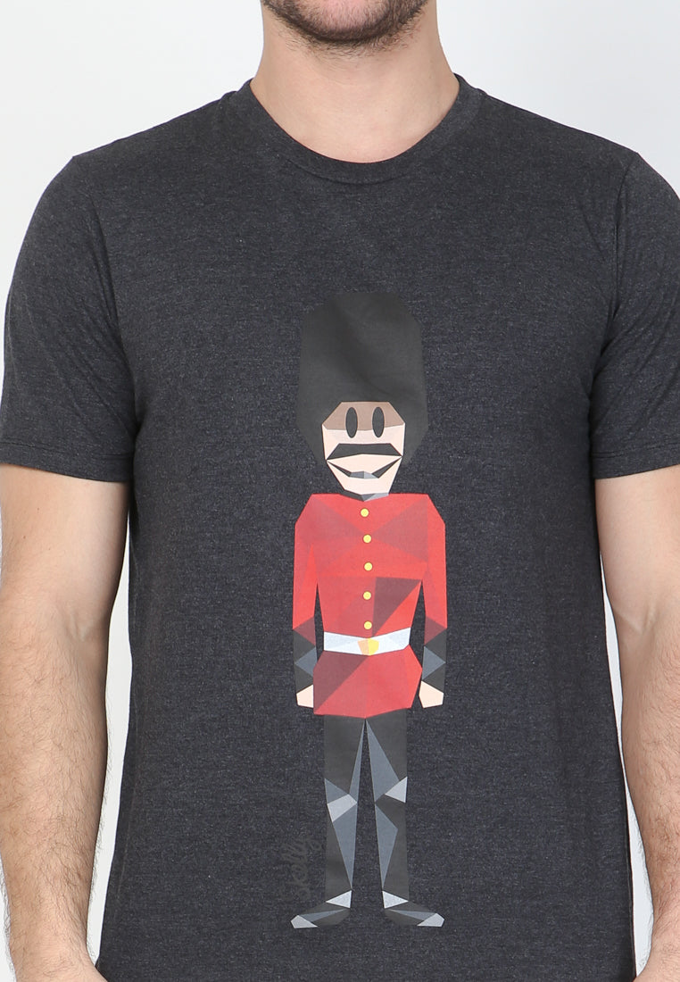 Royal Guard MMIX Graphic T-shirt in Misty 81