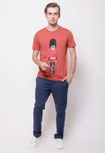 Royal Guard MMIX Red Clay Graphic T-shirt - Skelly Indonesia - The Original Graphic Tees, Comfortable Basic - www.skellyshop.co.uk