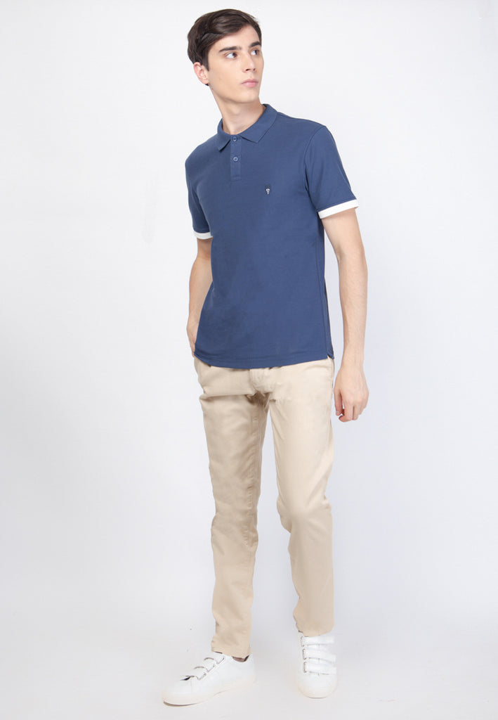 Guardian Polo Key Shirts Navy