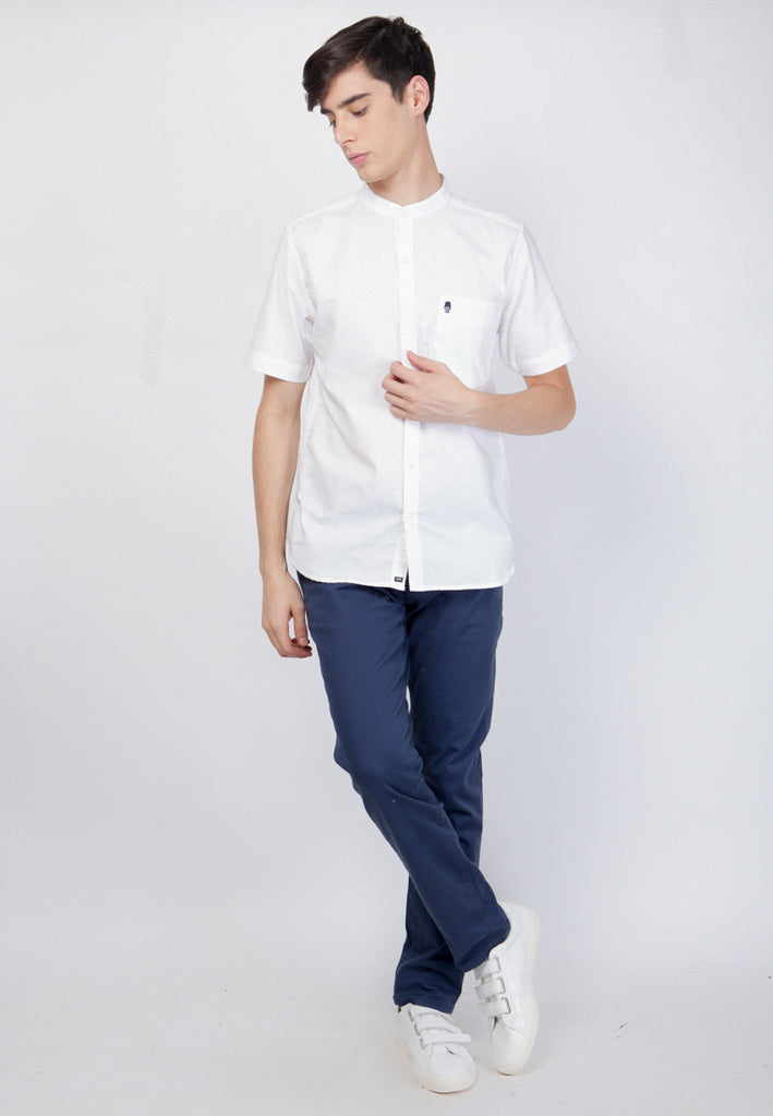 Guardian Alan Oxford in White
