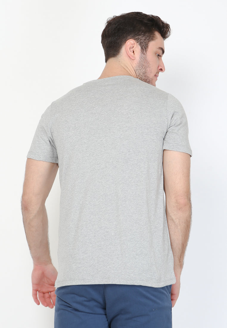 Chanci CNY Graphic T-Shirt in Grey