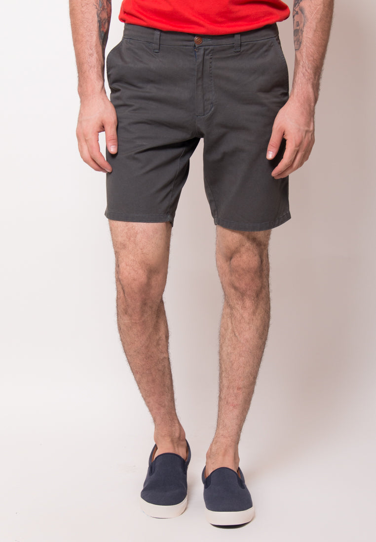 Stuart Shorts in Dark Teal - Skelly Indonesia - The Original Graphic Tees, Comfortable Basic - www.skellyshop.co.uk