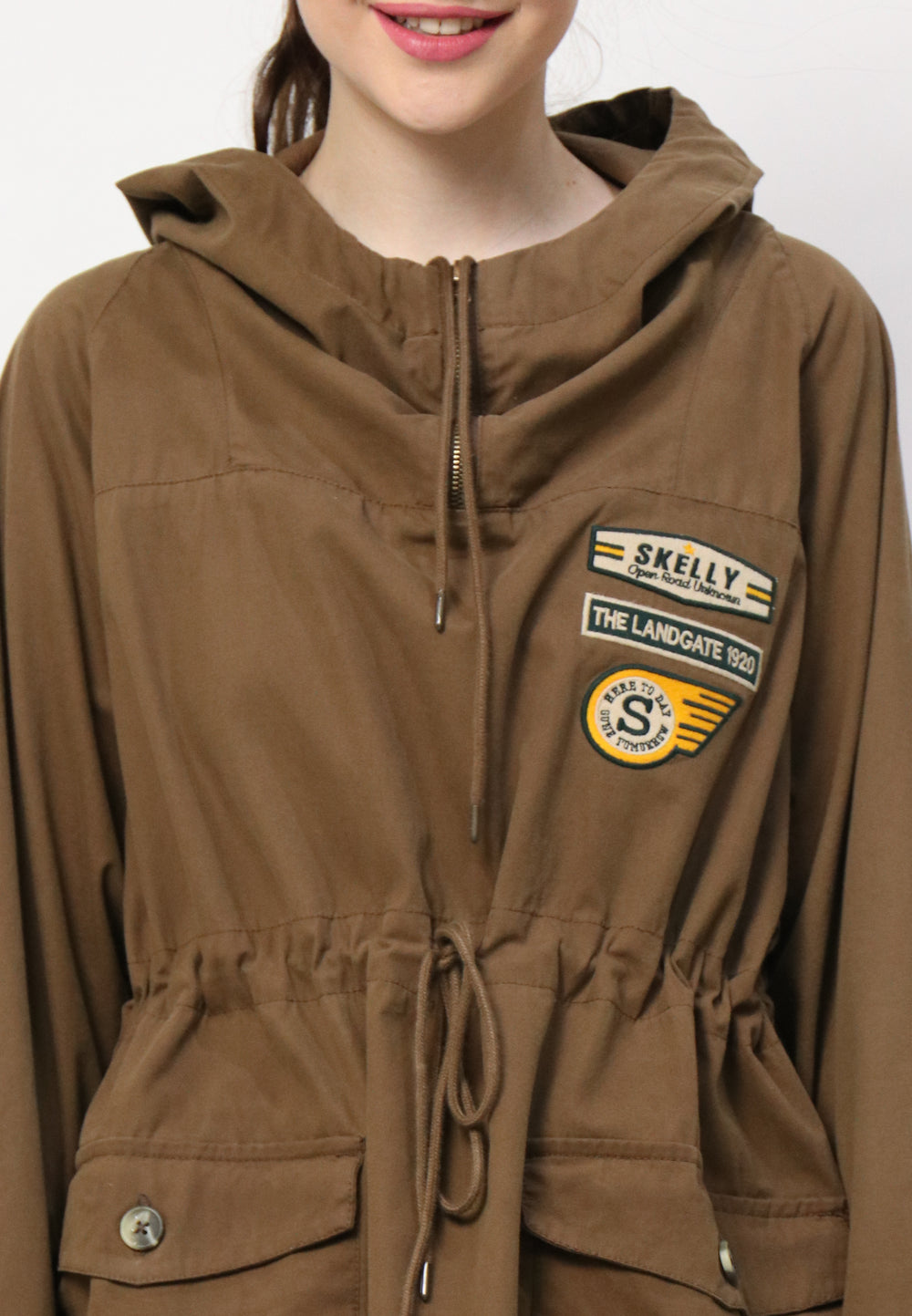 Landgate Parka Chocolate Ladies