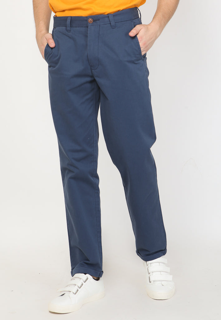 Kennedy Pants Twill Navy