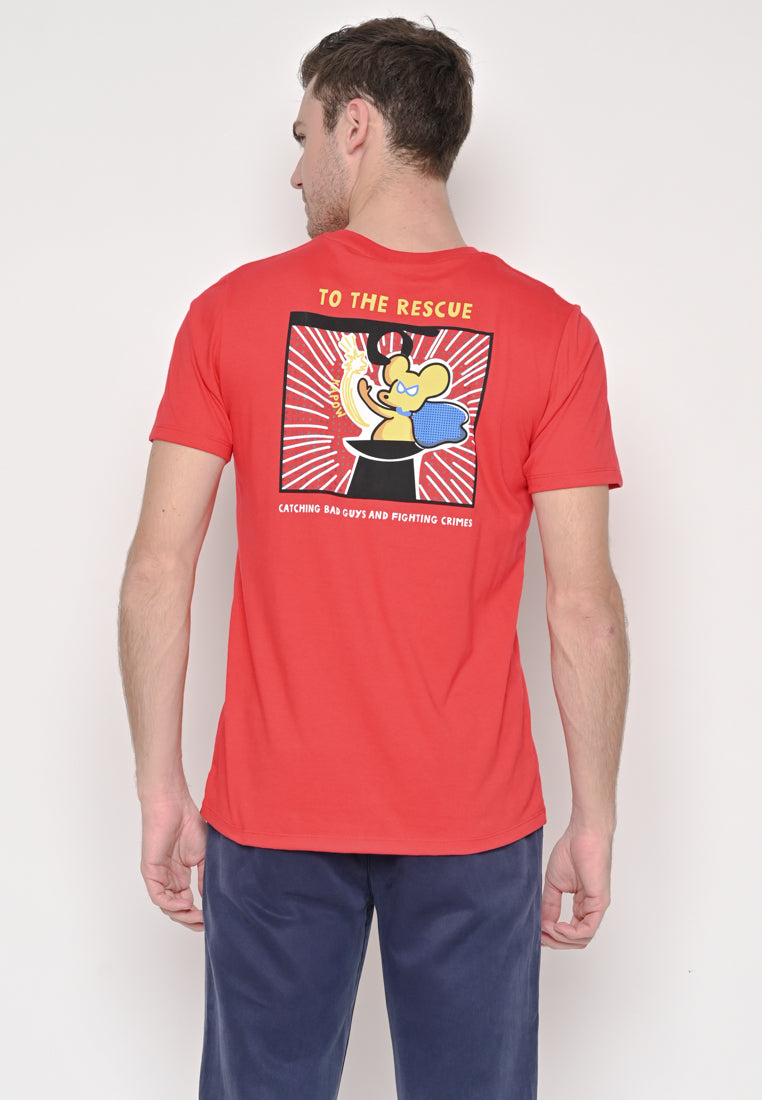 Rad Rat CNY Graphic T-shirt Special