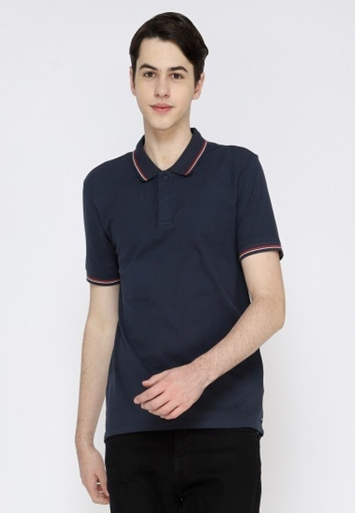 Uniform Classic Polo Shirt W2 In Navy