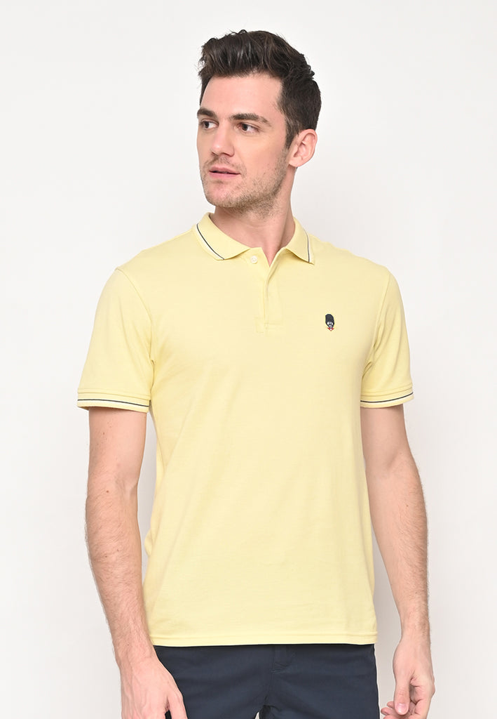 Guardian Classic Polo Shirt W1 In Yellow