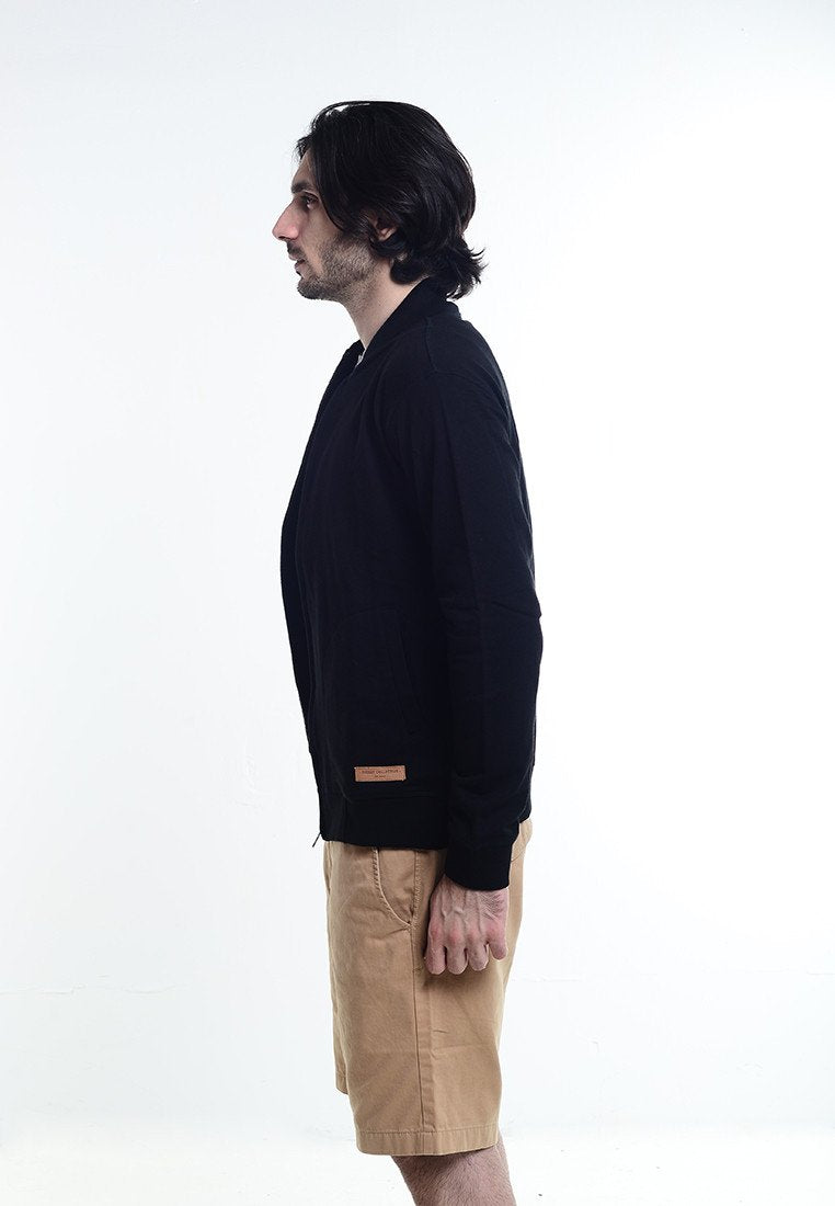 Harold Jackets in Black - Skelly Indonesia - The Original Graphic Tees, Comfortable Basic - www.skellyshop.co.uk