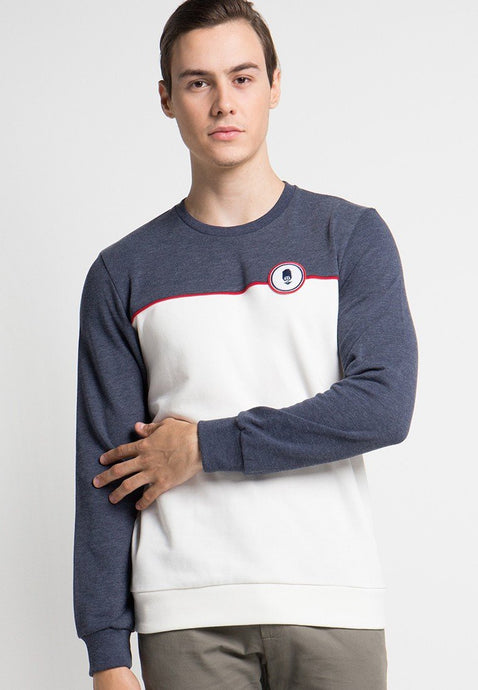 Royal Guard Campus Pullover - Skelly Indonesia - The Original Graphic Tees, Comfortable Basic - www.skellyshop.co.uk