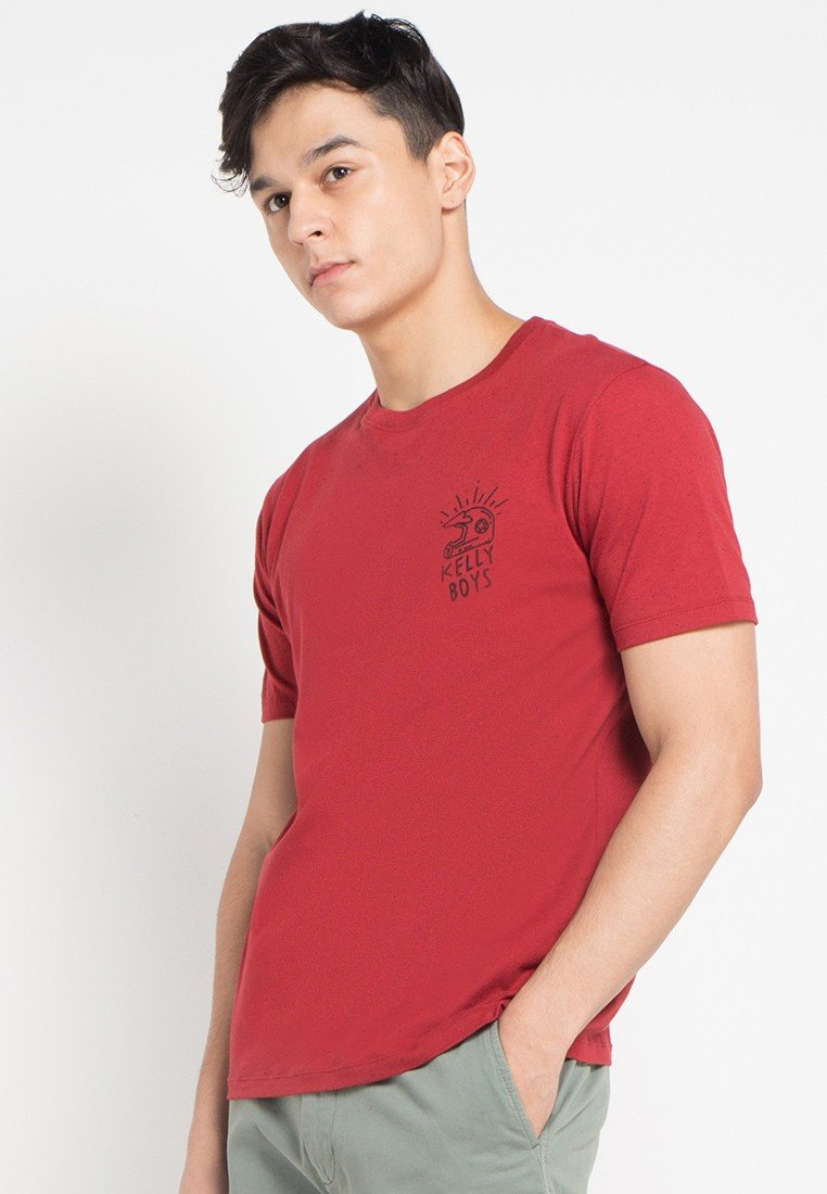 No Bad Ride Graphic T-shirt - Skelly Indonesia - The Original Graphic Tees, Comfortable Basic - www.skellyshop.co.uk