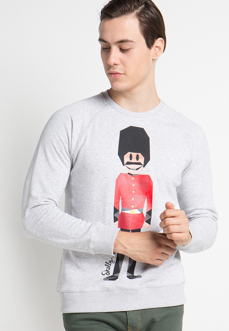 Royal Guard MMIX Pullover Misty White