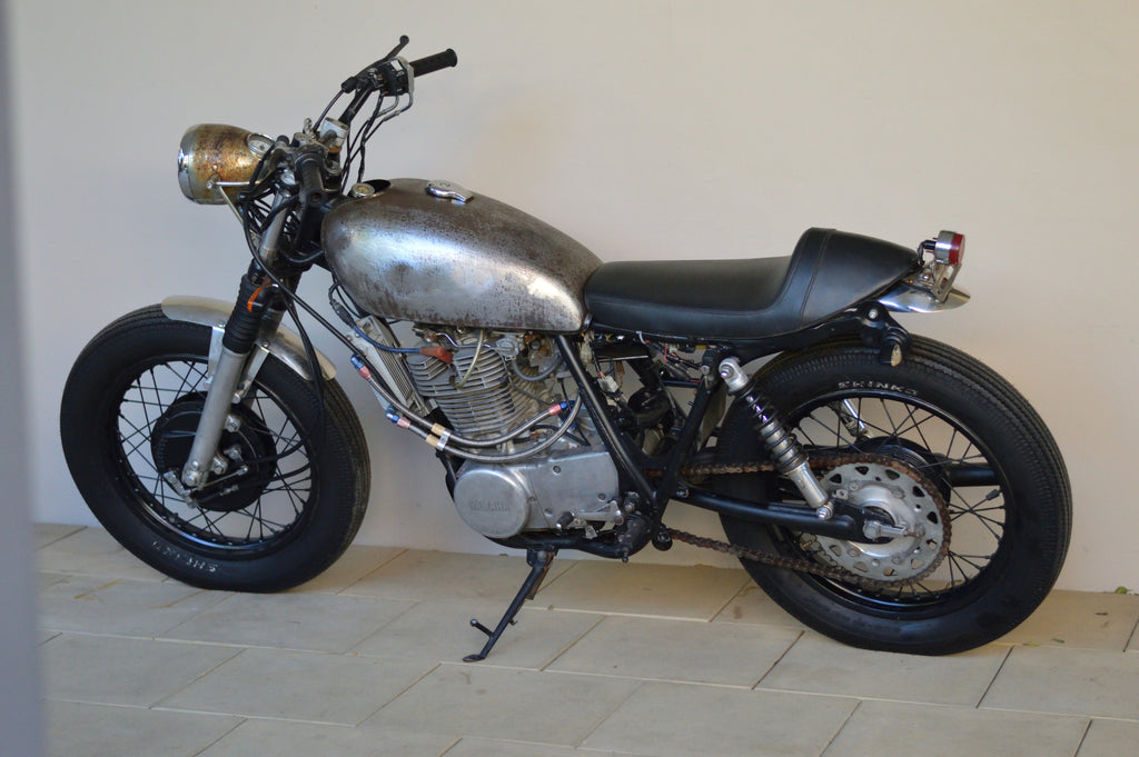 Introducing the 'Bonnie' SR400