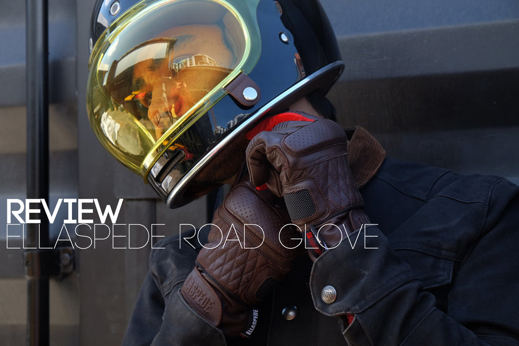 Gear Review: The Ellaspede Road Glove