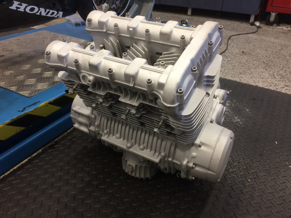 Project Veronica Part 7: Engine Rebuild Begins