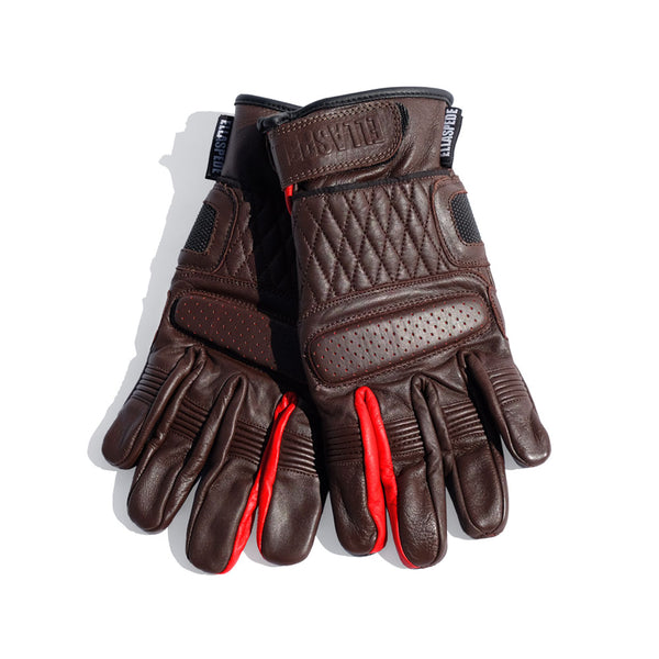 Ellaspede Road Glove Brown