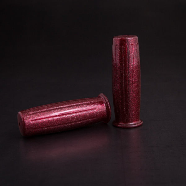 AMAL Grips - Flake Red