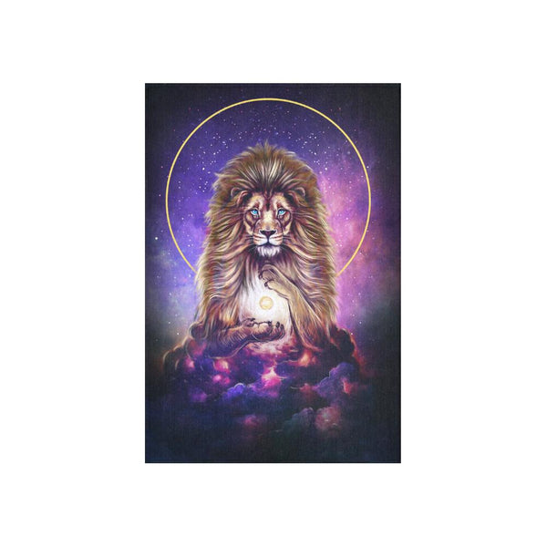 HOLY BISHOP WALL TAPESTRY