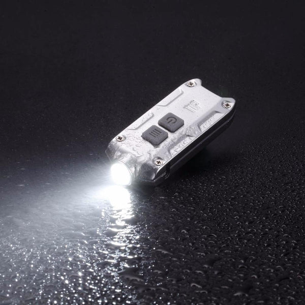 USB Rechargeable Flashlight