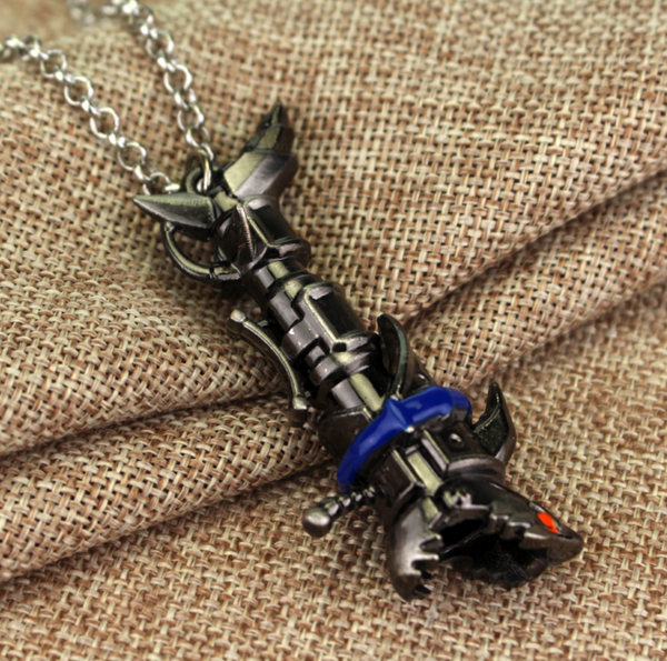 Jinx Cannon Pendant Necklace [FREE]