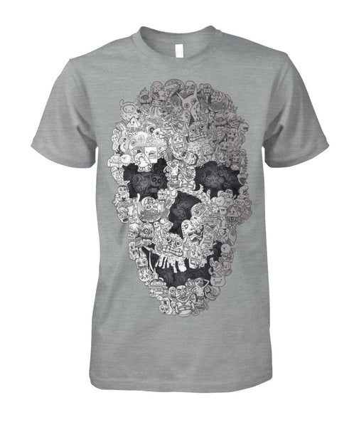 Thousand Image Skull