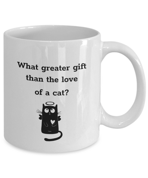 Love Of A Cat Mug