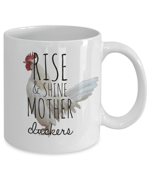 Rise & Shine Coffee Mug
