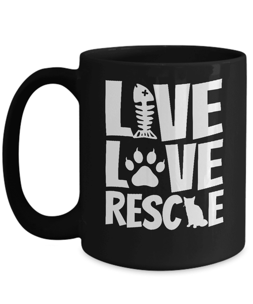 Cat Live Love Rescue