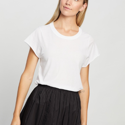 Andie Tee / White