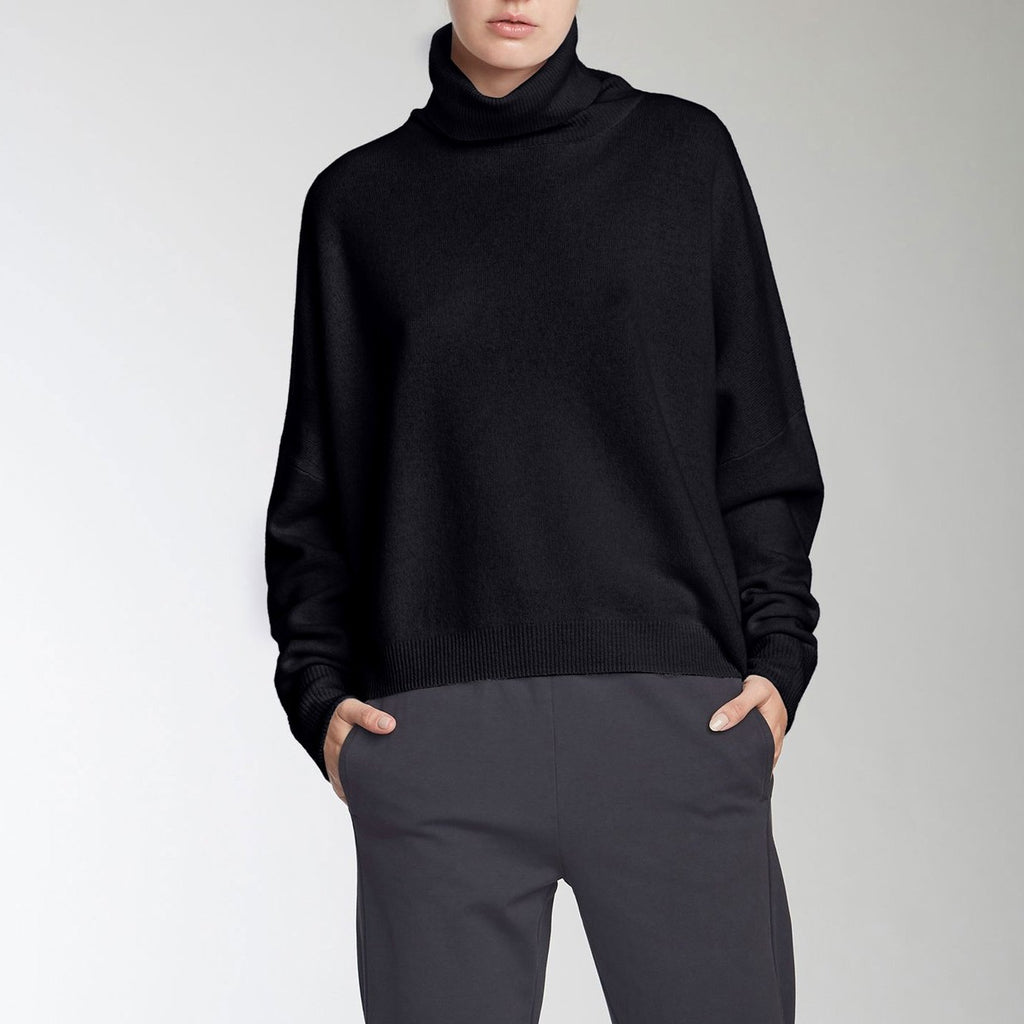Twain Sweater / Black