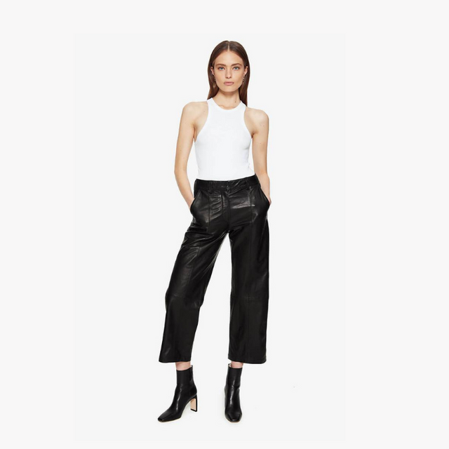 Leah Leather Pant