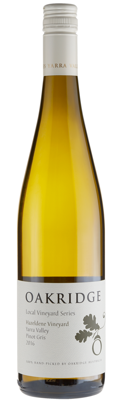 Oakridge LVS Pinot Gris Hazeldene Vineyard 2016 - Network Wines