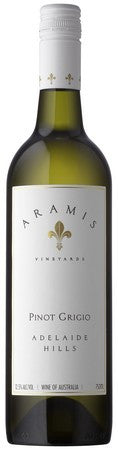 Aramis White Label Pinot Grigio 2015 - Network Wines