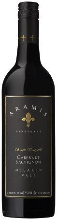 Aramis Single Vineyard Cabernet Sauvignon 2015 - Network Wines