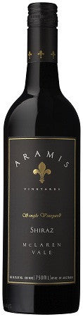 Aramis Single Vineyard Shiraz 2012