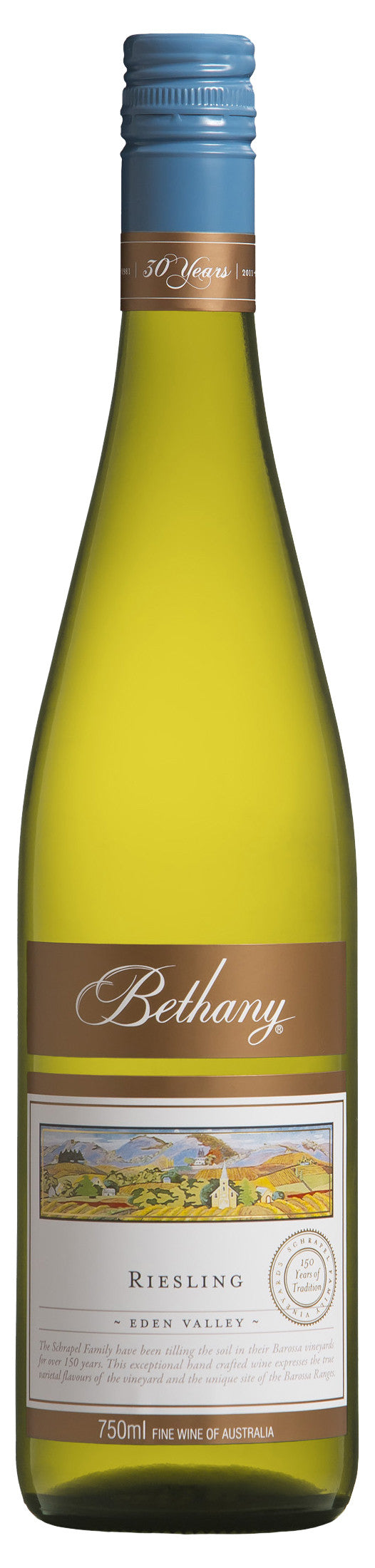 Bethany Eden Valley Riesling 2015