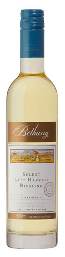 Bethany Select Late Harvest Riesling 2016 (500 ml) - Network Wines