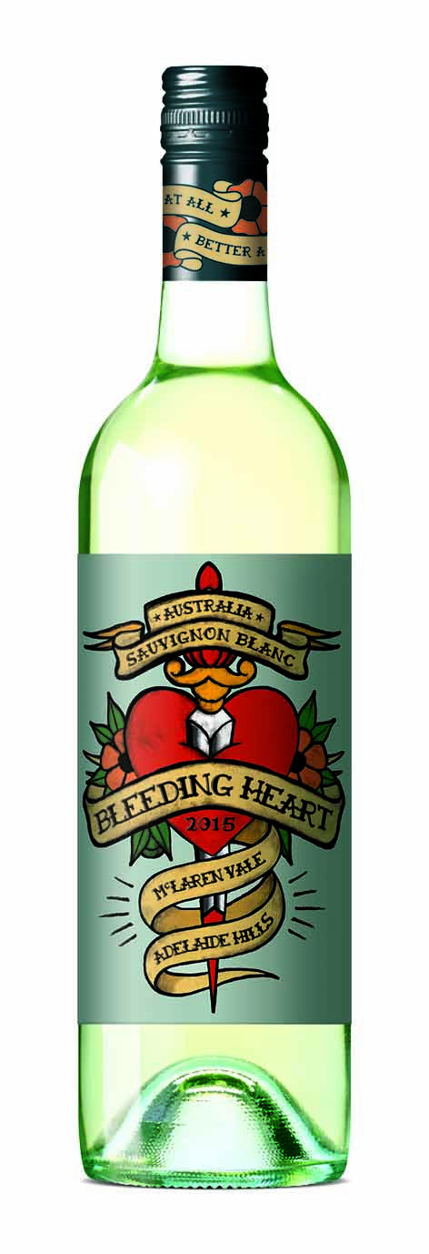 Bleeding Heart Sauvignon Blanc 2015