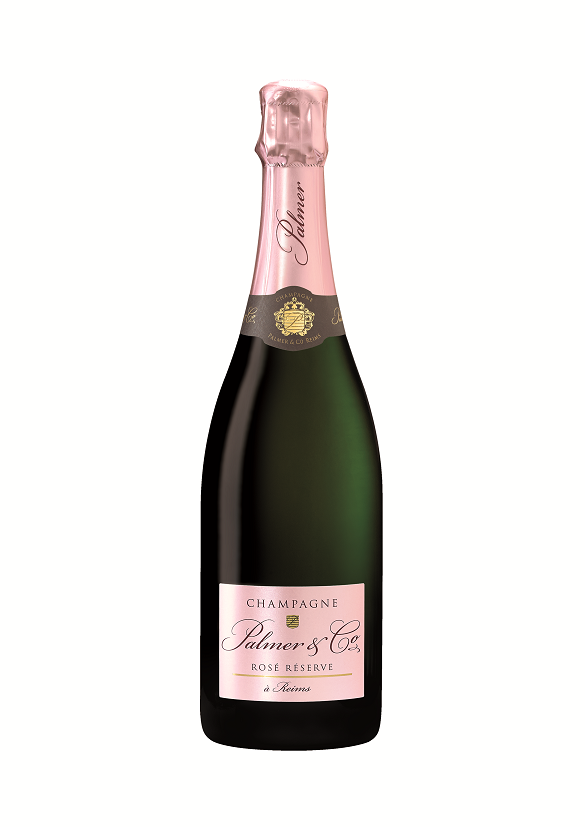 Champagne Palmer & Co. Rose Reserve NV - Network Wines